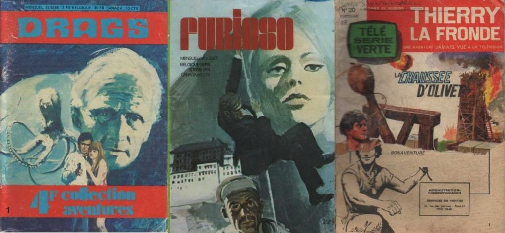 Kerry Drake, l'autre série policière d'Alfred Andriola - Page 4 Elisa-10