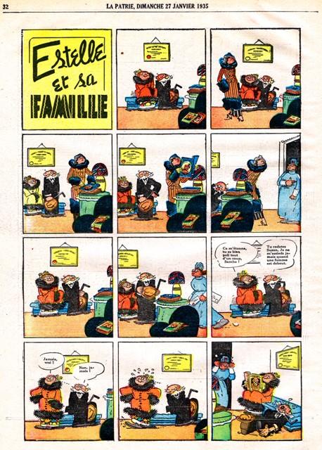 Cliff Sterett, auteur de Polly and her pals - Page 4 Elle_e10