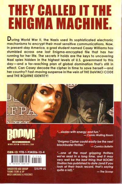 """Les """"biopics"""" en BD Enigma10"""