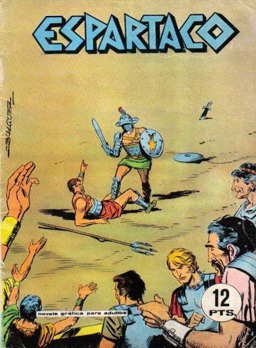 Spartacus (3° guerre servile ; 73-71 B.C. ) Espart12
