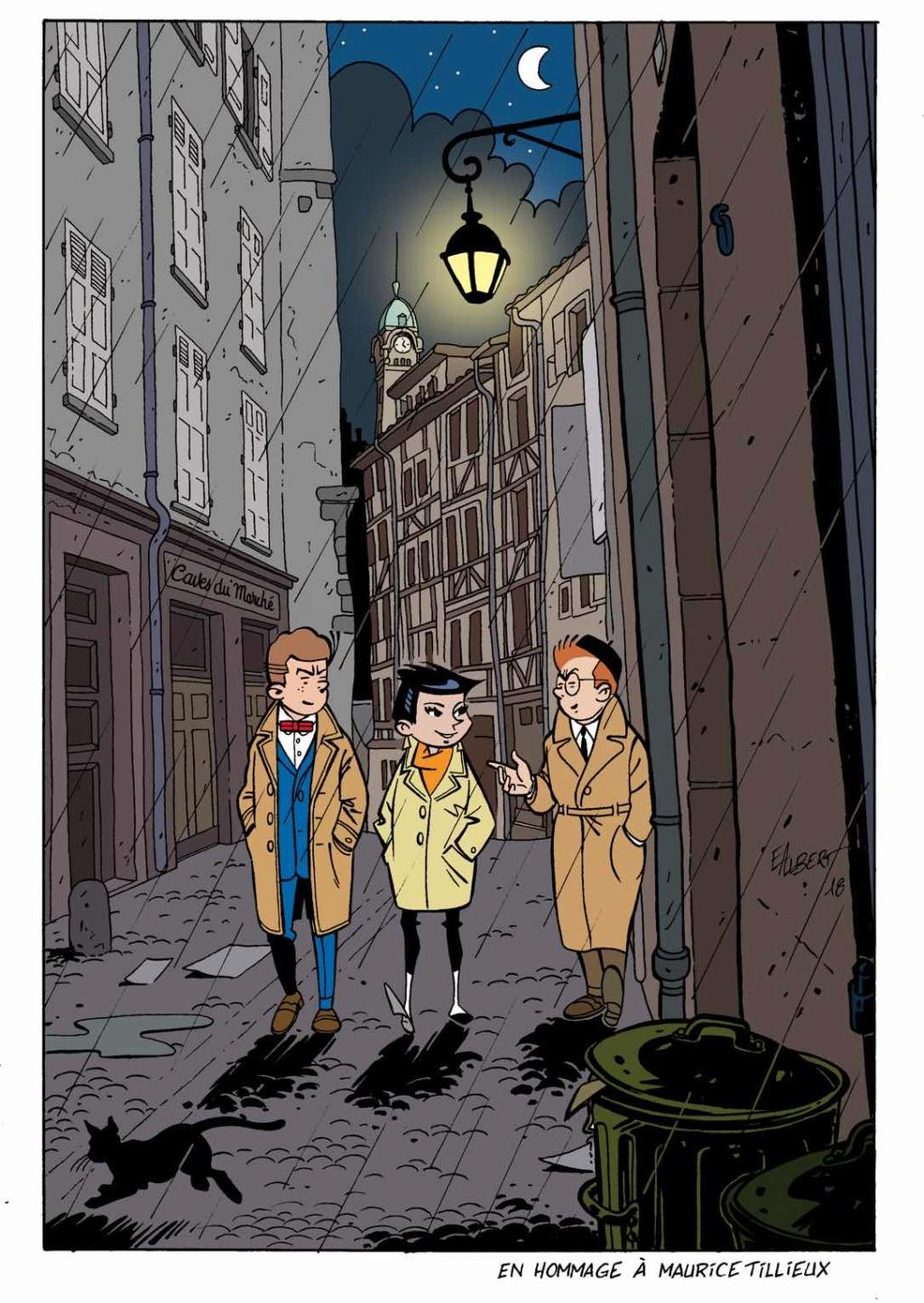 Le genre policier - Page 7 Exlibr10