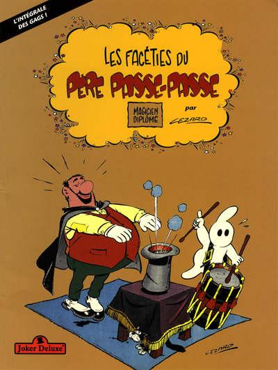 Jean Cézard : M. TOUDOU (et son singe Toulour ) et bien d'autres personnages Faceti10