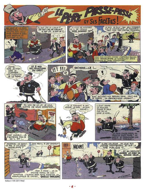 Jean Cézard : M. TOUDOU (et son singe Toulour ) et bien d'autres personnages Faceti13