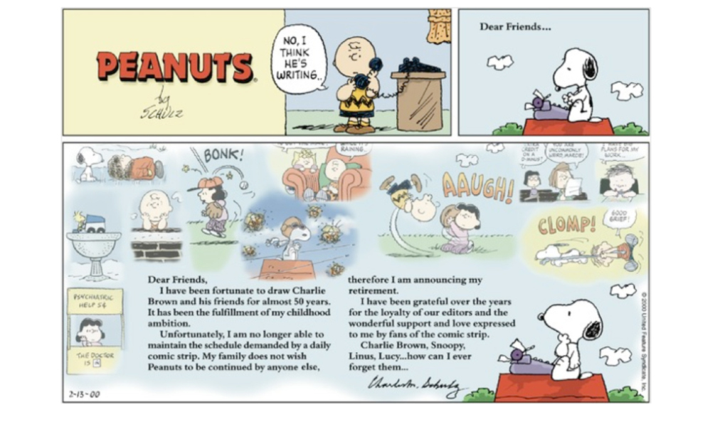 "La saga ""Peanuts"" - Page 6 Farewe10"