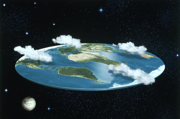 La terre est plate Flat-e10