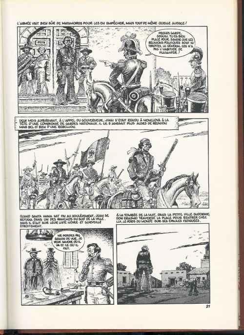 6 Mars 1836 ALAMO (Remember!) Fortal10