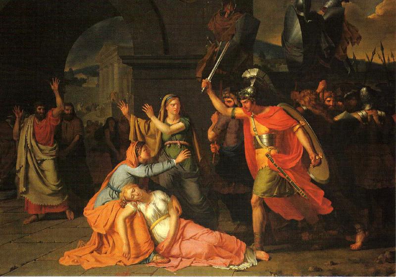 """La Rome antique en BD"" Girode10"