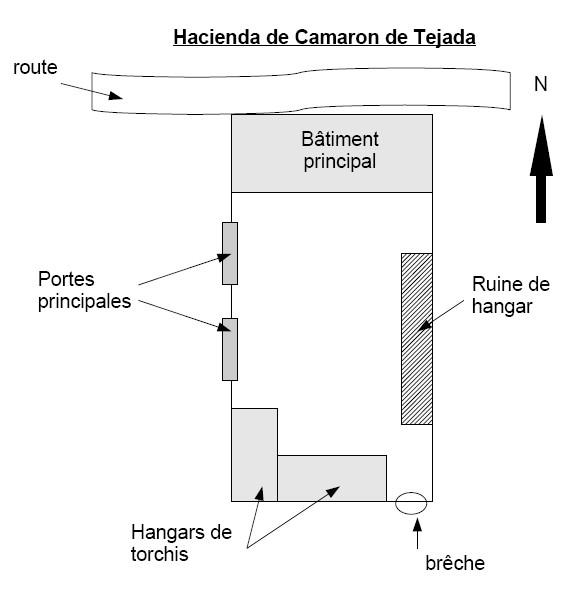 30 Avril 1863 CAMERONE (Camaron de Tejeda ) Mexique  Hacien10