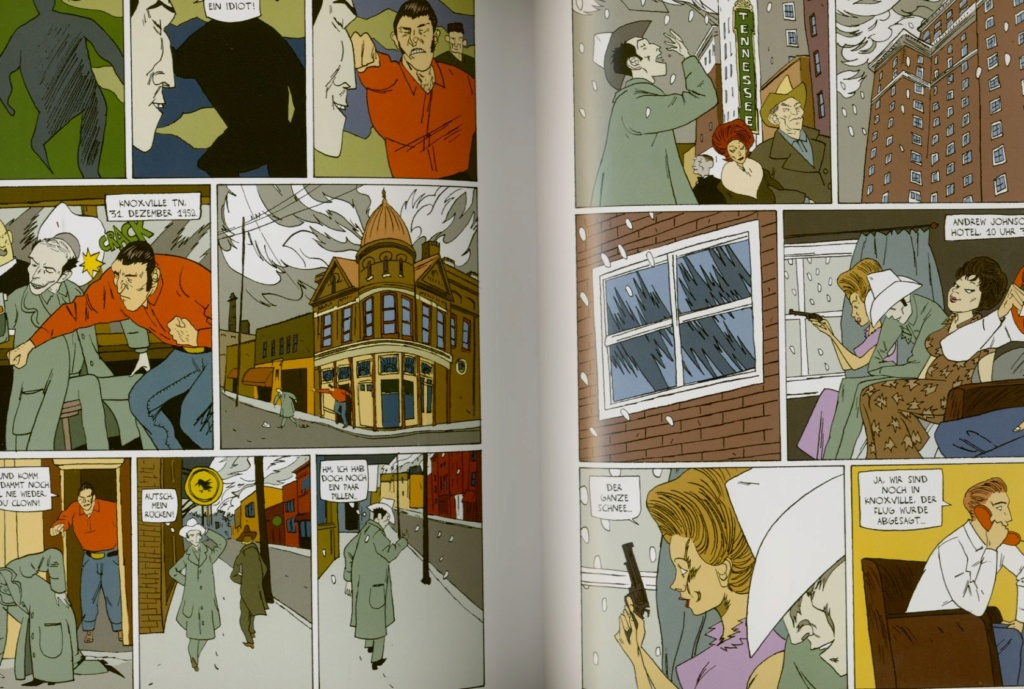 """Les """"biopics"""" en BD - Page 2 Hank410"""