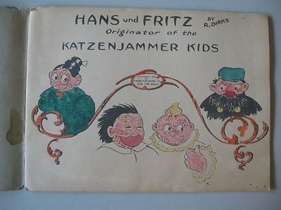 The Katzenjammer Kids (Pim Pam Poum) - Page 7 Hans-f10
