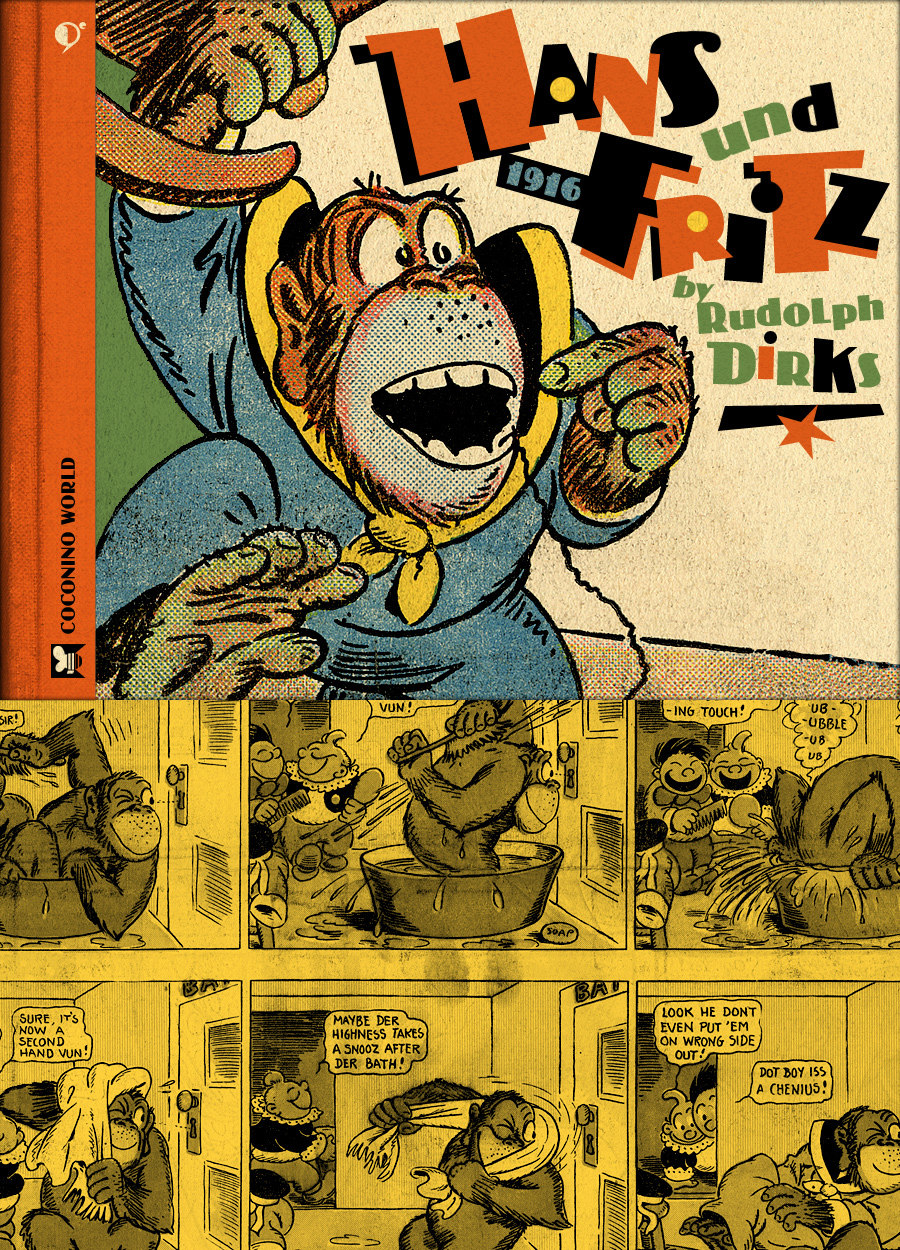 The Katzenjammer Kids (Pim Pam Poum) - Page 7 Hansfr10