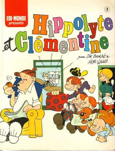 Hippolyte et Clémentine de M. Walker & D. Browne Hippol10