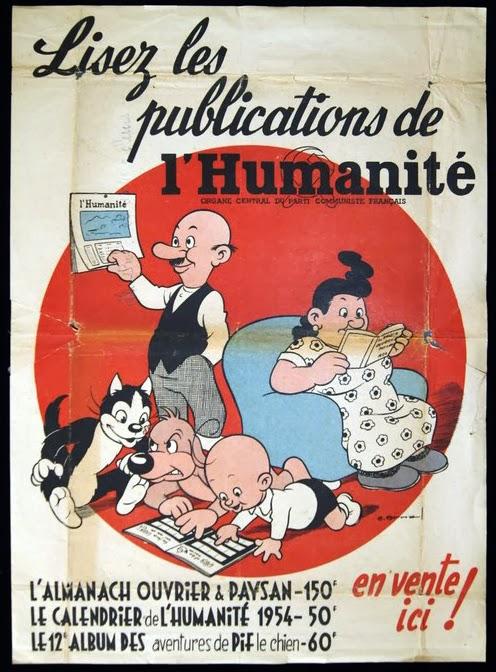 José Cabrero Arnal, le père de Pif, Hercule, Placid et Muzo - Page 4 Humani10