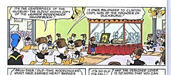 Carl BARKS & his Junior Woodchucks Image106