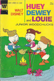 Carl BARKS & his Junior Woodchucks Image111