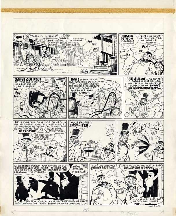 Jean Cézard : M. TOUDOU (et son singe Toulour ) et bien d'autres personnages Image115