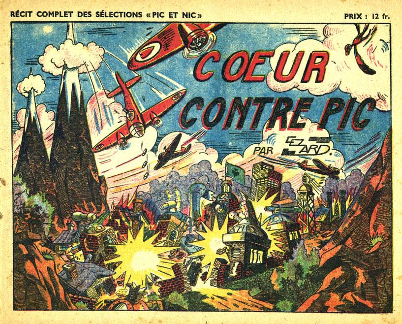 Jean Cézard : M. TOUDOU (et son singe Toulour ) et bien d'autres personnages Image26