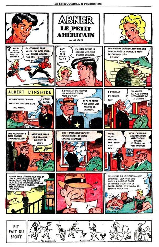 Un maître de la parodie : Al Capp - Page 8 Image32
