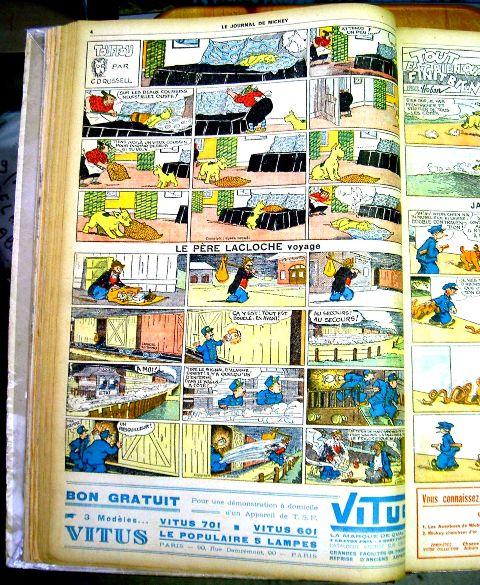 9ème Art, musée de la bande dessinée par Morris et Vankeer - Page 2 Image40