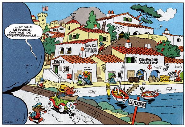 Le cadre merveilleux de Raymond Macherot - Page 16 Image410