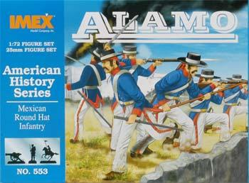 6 Mars 1836 ALAMO (Remember!) Ime55310