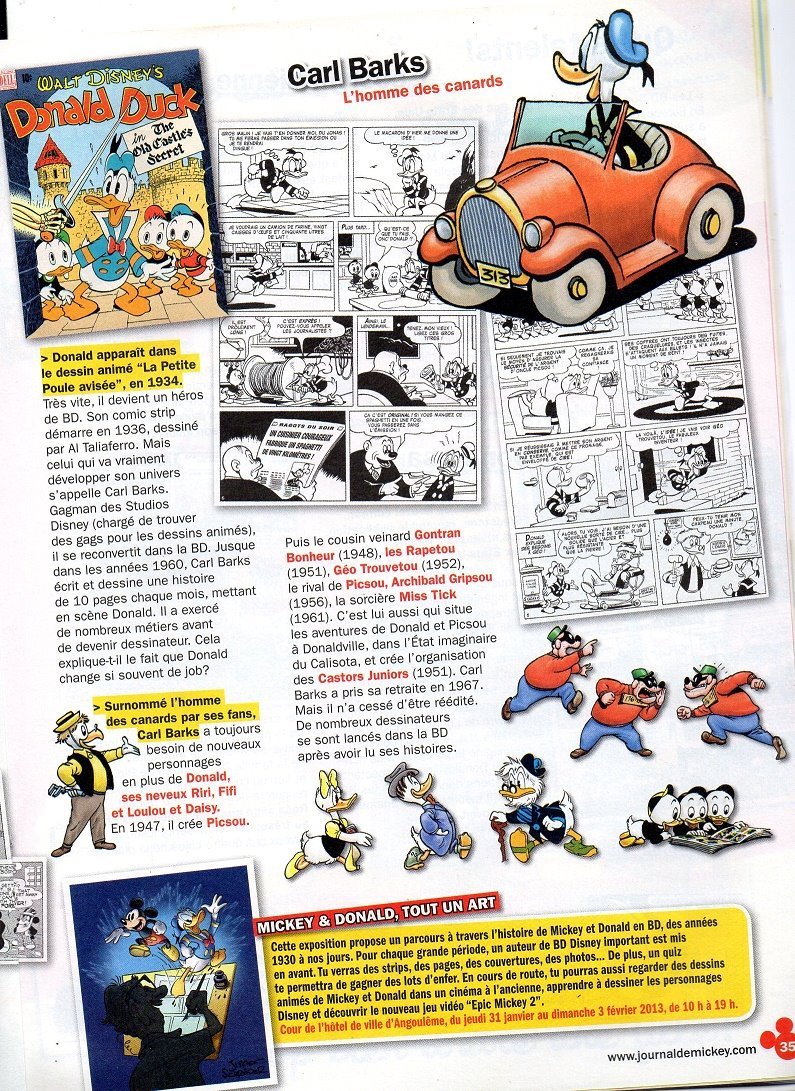 Carl Barks and Mr. Donald - Page 10 Img03810