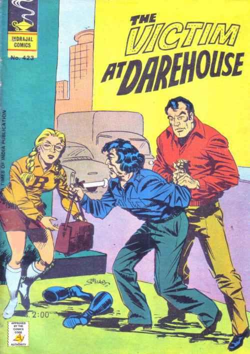 Kerry Drake, l'autre série policière d'Alfred Andriola - Page 4 Ind-ke15