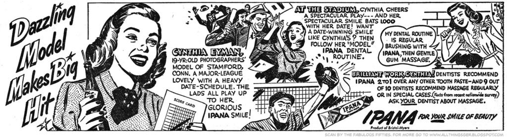 Stan Drake, le marathonien des planches - Page 7 Ipana-13