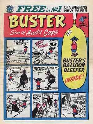 Bandes dessinées britanniques - Page 5 Issue110
