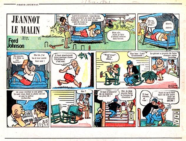 9ème Art, musée de la bande dessinée par Morris et Vankeer - Page 6 Jeanno11