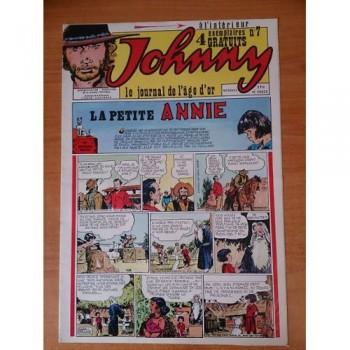 Darrell McClure, Nicholas Afonsky et la saga de la Petite Annie Johnny10