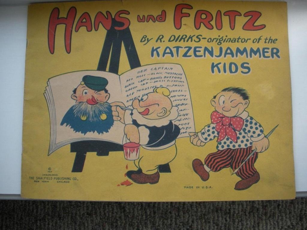 The Katzenjammer Kids (Pim Pam Poum) - Page 7 Katzen10