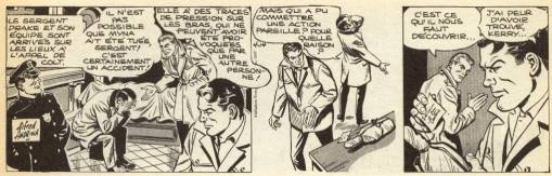 Kerry Drake, l'autre série policière d'Alfred Andriola - Page 3 Kerryd10