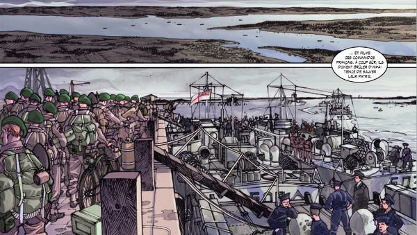 6 Juin 1944 : Débarquement en Normandie Kieffe10
