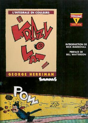 9ème Art, musée de la bande dessinée par Morris et Vankeer - Page 17 Krazyk10