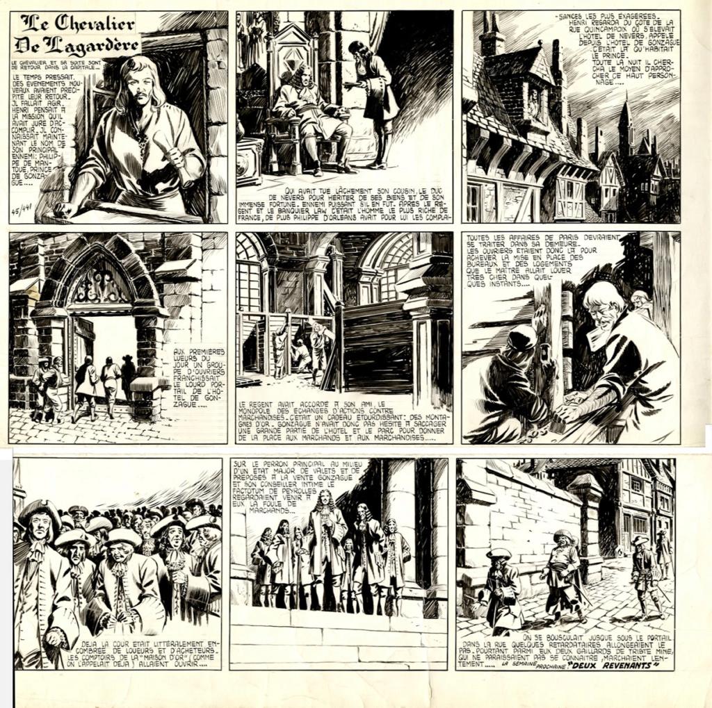 Jean Cézard : M. TOUDOU (et son singe Toulour ) et bien d'autres personnages Lagard10