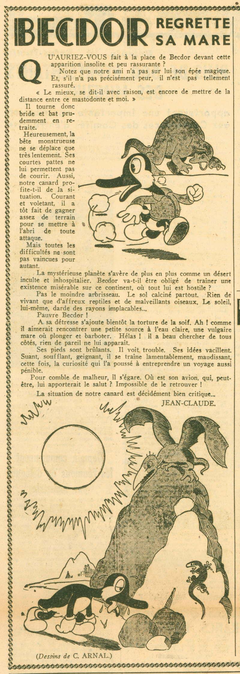 José Cabrero Arnal, le père de Pif, Hercule, Placid et Muzo - Page 4 Lastar10
