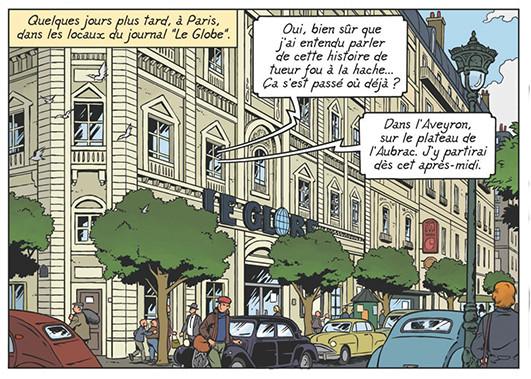 """""""Le GLOBE"""" Lefran17"""