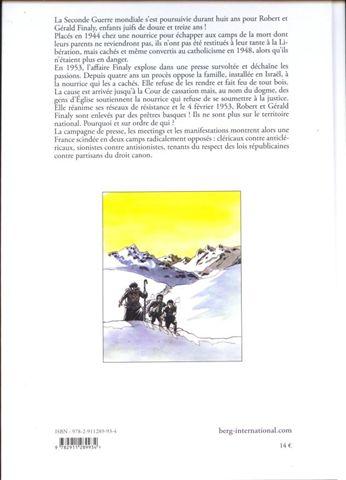 Fabien Lacaf et la BD historique Lesenf10