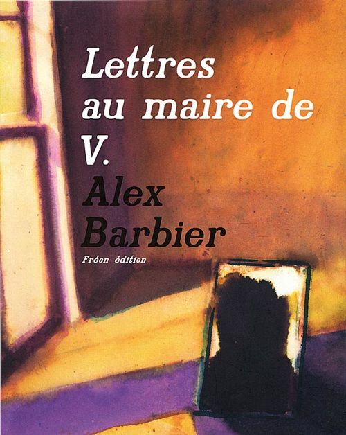 Alex Barbier, in memoriam Letrre10