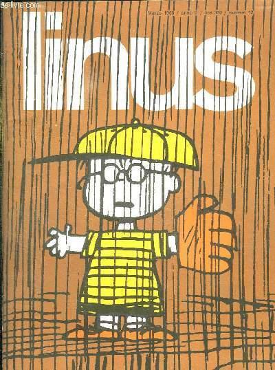 """La saga """"Peanuts"""" - Page 6 Linus-10"""
