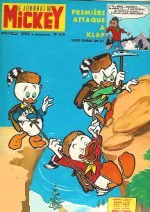 Carl BARKS & his Junior Woodchucks M181810