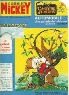 Carl BARKS & his Junior Woodchucks M210610