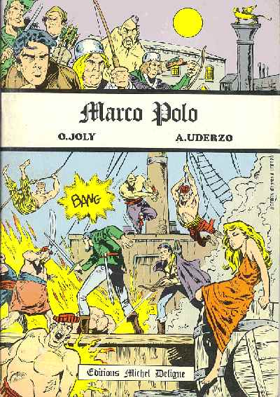 MARCO POLO (1254-1324 ) Marcop12
