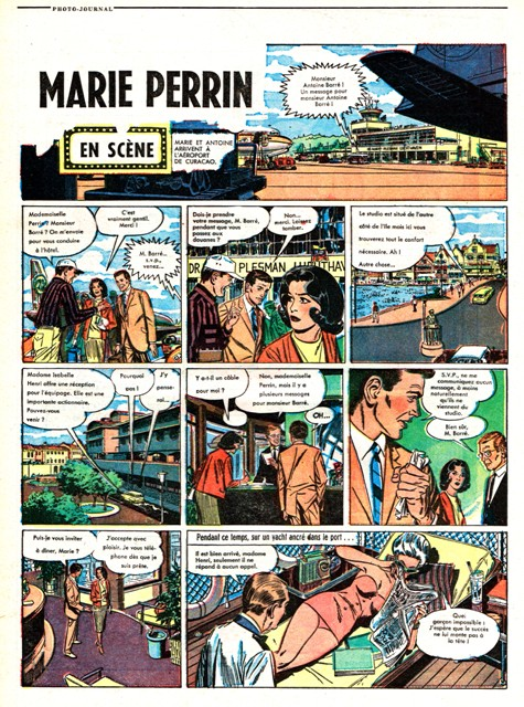 On stage (En scène) et autres oeuvres de Leonard Starr - Page 14 Marie_10
