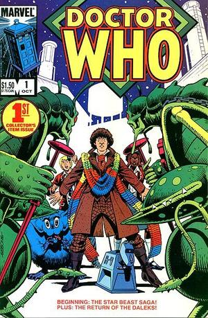 DOCTOR WHO Marvel10