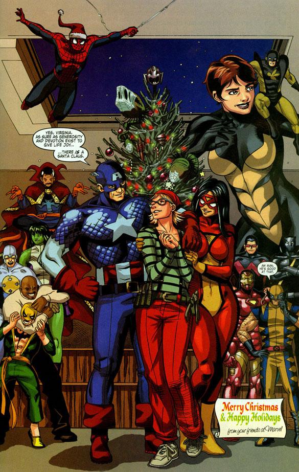 noël Marvel13