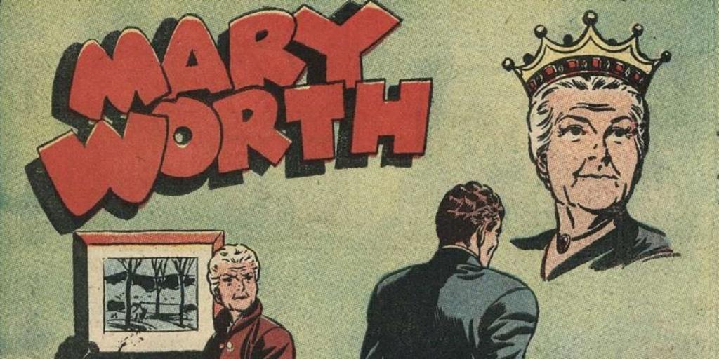 APPLE MARY / MARY WORTH Mary-w10
