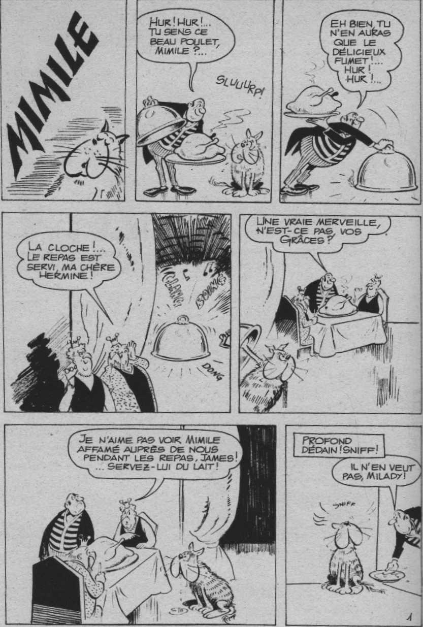 Bandes dessinées britanniques - Page 5 Mimile10