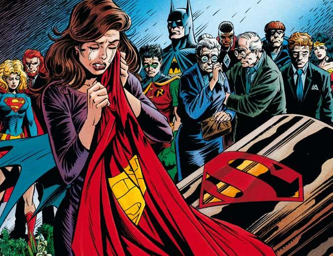 Comic books et super-héros - Page 2 Mortde11
